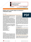 Diabetes and its negative impacts on outcomes in orthopaedic surgery 2015.pdf