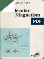 Kahn Molecular Magnetism