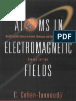 Atoms In Electromagnetic Fields 2nd ed - C. Cohen-Tannoudji (World, 2004) WW.pdf