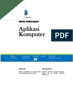 Aplikom - Modul 2