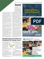 Education & Enrichment 2018 wkt