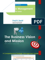 Chapter 2 the Business Vision and Mission