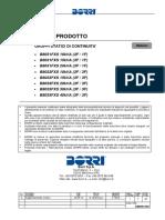 OMD91045 - Manuale Di Prodotto B8000FXS