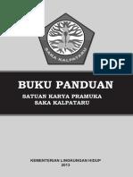 Jukran Saka Kalpataru (Panduan) 2013