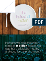The Protein Challenge 2040 Summary Report