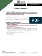 Producto Académico N°1 (foro)
