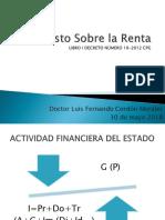 Generalidades Del ISR 30 05 18