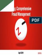 Zong Comprehensive Fraud Management April2011