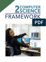 K–12 Computer Science Framework