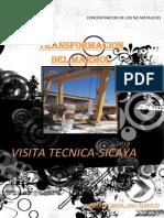 Visita Tecnica Junin-sicaya
