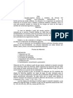 Amoniaco y UREA Resumen
