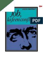 88640040 Jose M Martinez Job La Fe en Conflicto