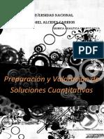Preparacion y Valoracion