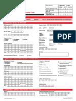 Loan Form Cimb Berhad