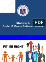 Module 4 CGP Fit Me Right