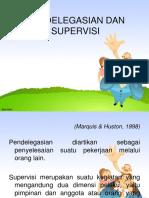 Pendelegasian dan Supervisi.ppt