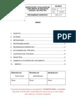 Identificacion y Cumplimiento de Requisitos Legales