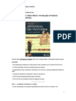 Edoc.site Marc Bloch Introduao a Historia