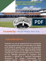Khushi Presentation