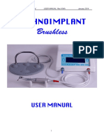 Brushless User Manual 1