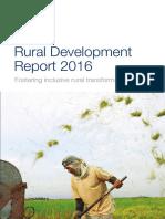 IFAD 2016 Report