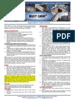 Application Instructions RustGrip(2!21!12)
