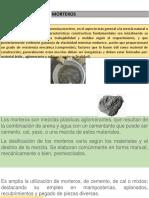 MORTEROS-DEFINICIONES