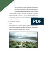 Caracteristicas Fisicas y Dimensiones Corporales de La Alpaca