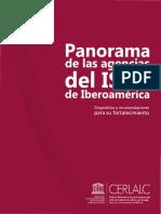 Cerlalc Publicaciones Olb Panorama Agencias Isbn Iberoamerica 010218
