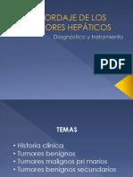 Abordaje de Tumores Hepaticos