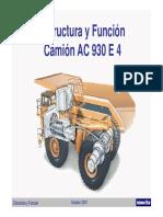 Estructura y Función Camion AC 930 E 4.pdf