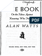 Alan Watts-The Book - On the Taboo Against Knowing Who You Are-Collier Books