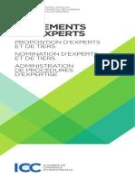 ICC Expert rules (francés)