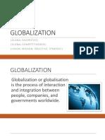 Globalization Report
