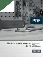 Ohlins Tool Manual 2017