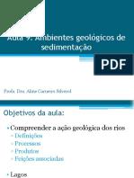 Aula 9 Ambientes Sedimentares Rios e Lagos (2)