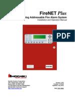 FireNET Plus Install Manual V1.075 1127