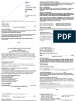 Bulletin 9-26-10