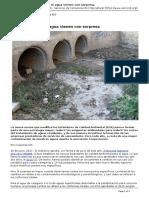 Servindi - Servicios de Comunicacion Intercultural - Estandares Para El Agua Vienen Con Sorpresa - 2017-09-01