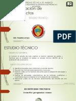 Evaluación de Proyectos-Estudio Tecnico (1)