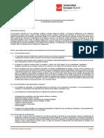 Reglamento Evaluacion Titulaciones Oficiales Grado UEM