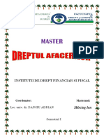 Institutii de Drept Financiar Si Fiscal 1