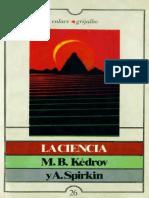 Kedrov M B - La Ciencia.pdf