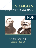 Marx & Engels Collected Works Volume 41_ Ka - Karl Marx