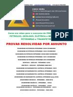 Concursos de Engenharia Da Petrobras e Transpetro 2018.1