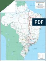 Mapa Do Sistema Eletrico Brasileiro Configuracao 2020