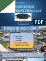Tratamiento de Aguas Residuales Mediante Carbón Activo