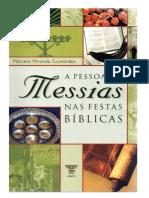 Pessoa do Messias Nas Festas Bíblicas