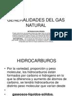Generalidades Del Gas Natural