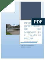Rio Mantaro Informe